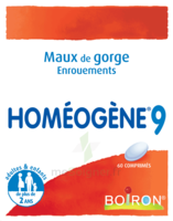 Boiron Homéogène 9 Comprimés à Savenay