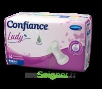 Confiance Lady Protection Anatomique Incontinence 4 Gouttes Sachet/14 à Savenay