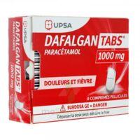 Dafalgantabs 1 G Cpr Pell Plq/8 à Savenay