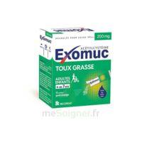 Exomuc 200 Mg, Granulés Pour Usage Oral En Sachet 15 Sachets/2g à Savenay