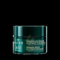 Nuxe Bio Masque Détoxifiant Eclat 50ml à Savenay