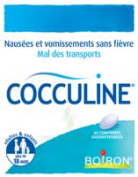 Boiron Cocculine Comprimés orodispersibles B/40 à Savenay